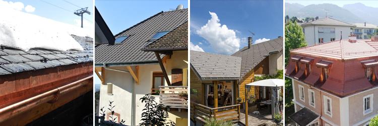 Entreprise de nettoyage et démoussage toiture à Genève : Entreprise Toiture 9